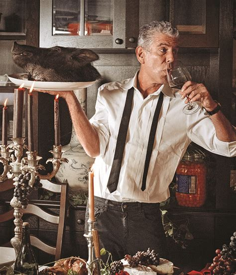 Chef confidential: an interview with Anthony Bourdain ...