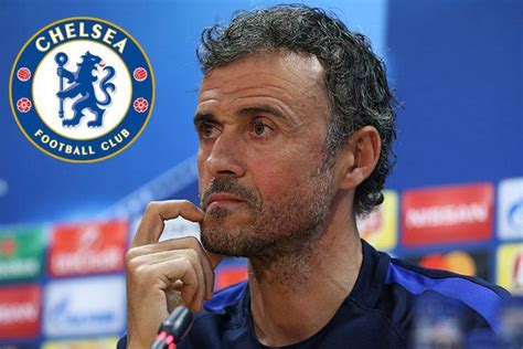 Chelsea could turn to Luis Enrique if Antonio Conte leaves ...