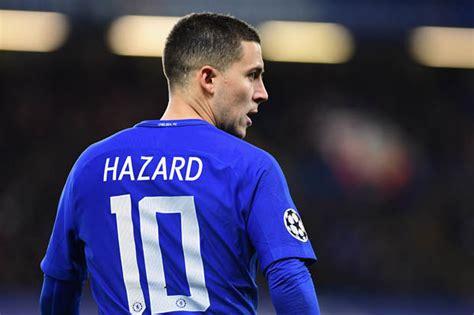 Chelsea news: Eden Hazard terrifies players doing this ...