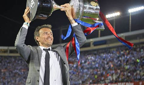 Chelsea on verge of Luis Enrique deal after PSG admit ...