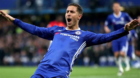 Chelsea's Eden Hazard fits the Real Madrid model, says ...