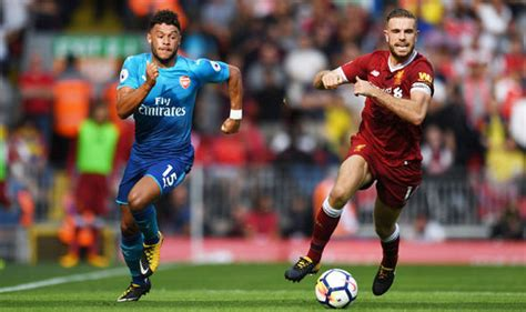 Chelsea transfer news: Alex Oxlade Chamberlain would be ...