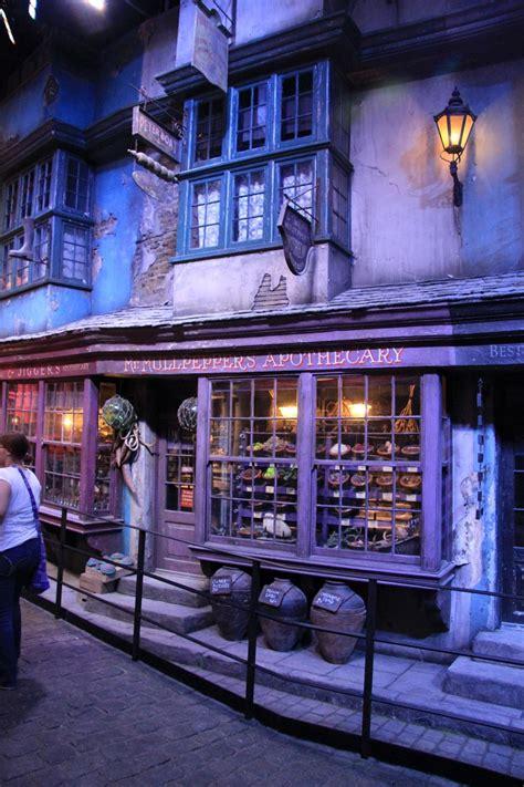 Chemin de Traverse  Harry Potter  — Wikipédia