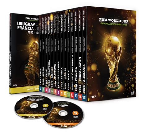 CheoSoftware Blog: Historia del Mundial de Futbol de la FIFA