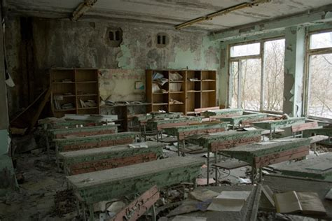 Chernobyl Today: A Creepy Story told in Pictures ~ ScaniaZ