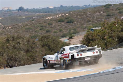 Chevrolet Garcia Corvette - 2012 Monterey Motorsports Reunion
