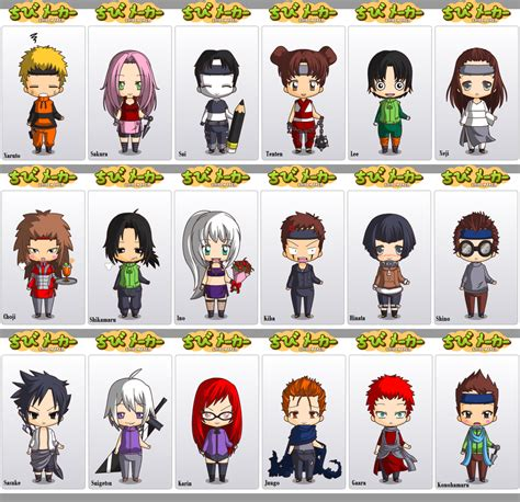 Chibi Maker 1.1    Naruto by NotxAlone on DeviantArt