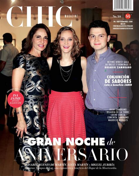 Chic Magazine Monterrey, núm. 514, 08/sep/2016 by Chic ...