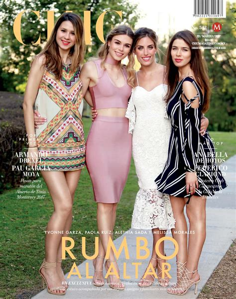 Chic Magazine Monterrey, núm. 542, 23/mar/2017 by Chic ...