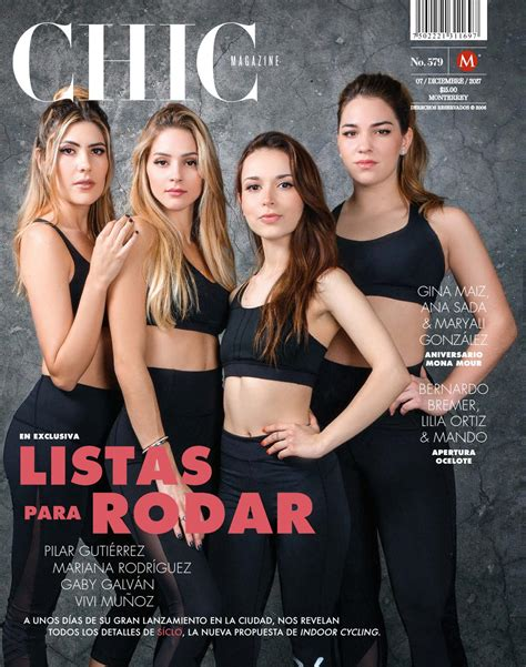 Chic Magazine Monterrey, núm. 579, 07/dic/2017 by Chic ...