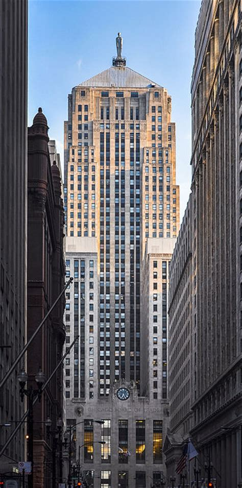 Chicago_Board_Of_Trade_Building | African Capital Markets News