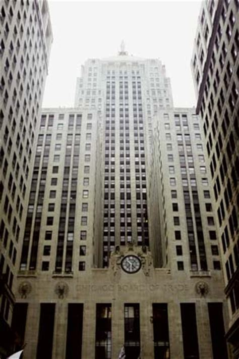 Chicago Board of Trade | exchange, Chicago, Illinois ...