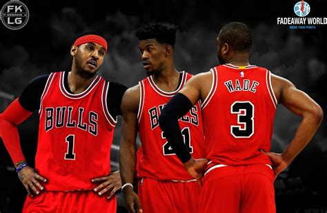 Chicago Bulls Trade Rumors: Jimmy Butler Wants Carmelo Anthony