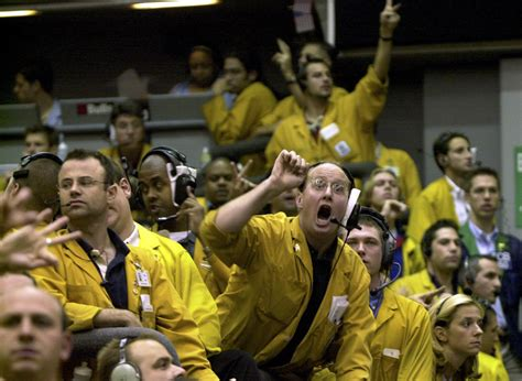 Chicago Mercantile Exchange closes famed futures pits: A ...