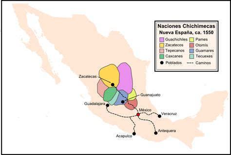 Chichimeca - Wikipedia, la enciclopedia libre
