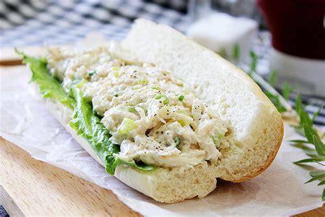 chicken mayonnaise sandwich 4   MunatyCooking