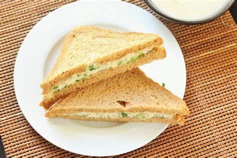 Chicken Mayonnaise Sandwich recipe   Fas Kitchen