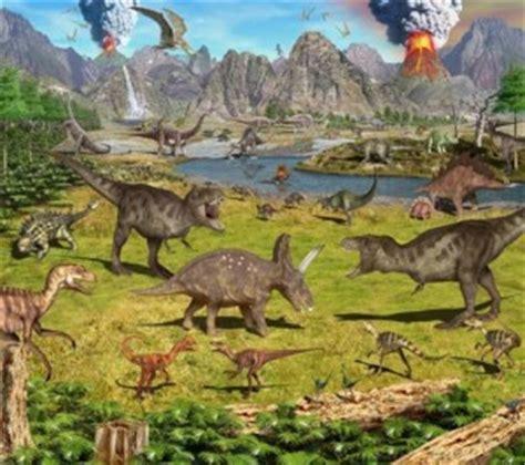 Chicos » ¿Hace cuánto existieron los dinosaurios?