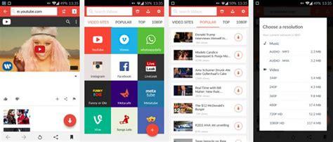 ChikarAnimes: SnapTube para descargar vídeos y música