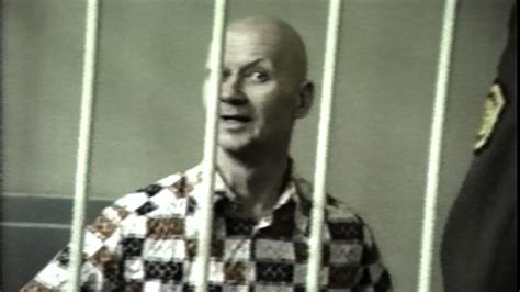 CHIKATILO  REAL FOOTAGE    Russian serial killer   YouTube