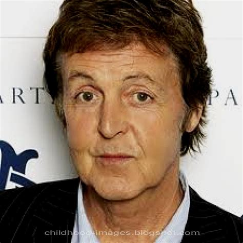 Childhood Pictures: paul mccartney mini biography and ...