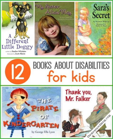 Children s Books about Disabilities   The Measured Mom