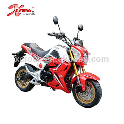 China Barato Mini Moto 50cc Macaco Msx50 Do Motocross Da ...
