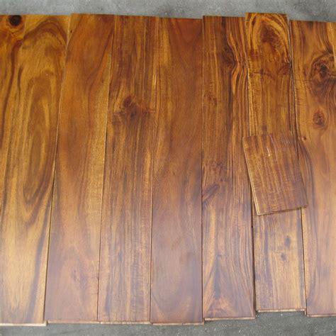 China Golden Saddle Color Acacia Flooring  S11 22    China ...