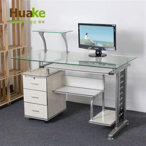 China may be 1 m 2 Genuine high grade glass desktop ...