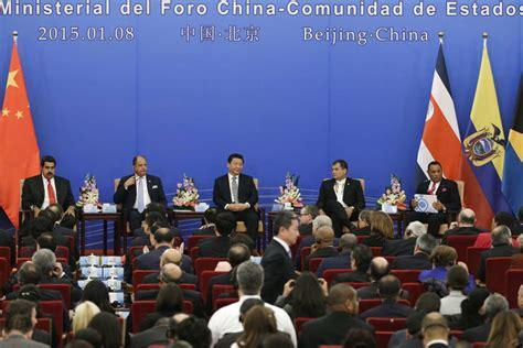 China y Latinoamérica sellan una alianza económica basada ...