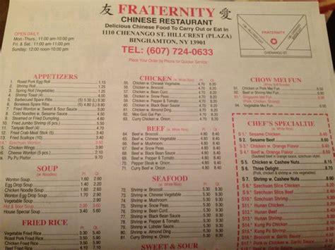 chinese food binghamton ny | Food