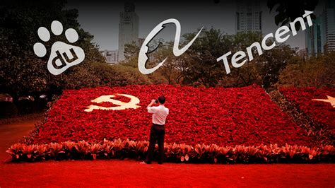 Chinese tech groups display closer ties with Communist party