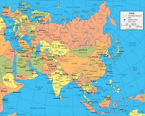 chingsgeography - Unit 4- Near and Far East