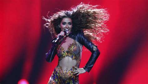Chipre calienta Eurovisión: así es 'Fuego' en español   Bluper