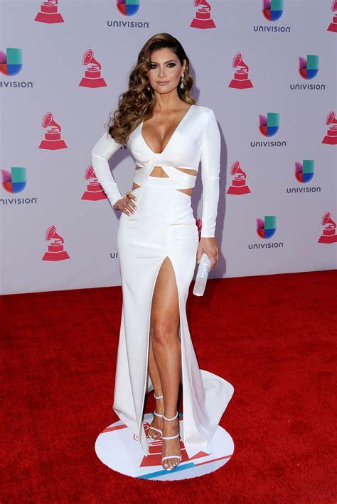 CHIQUINQUIRA DELGADO at 2015 Latin Grammy Awards in Las ...