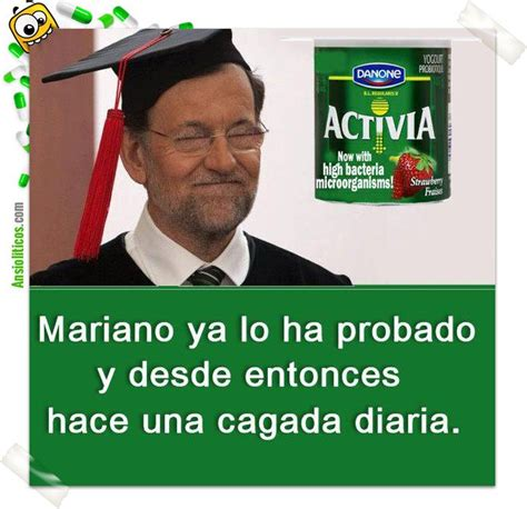 Chistes gráficos de Rajoy | chistes política | Pinterest ...