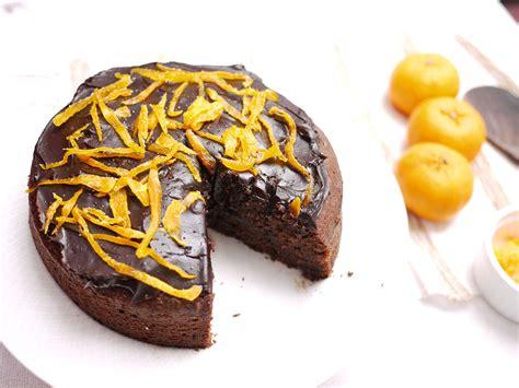 Chocolate Orange Cake | Crustabakes