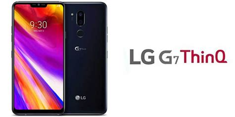 Chollo Smartphone LG G7 ThinQ con 4 GB RAM y 64 GB por ...