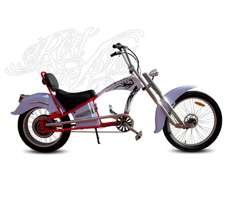 chopper eléctrica bici custom