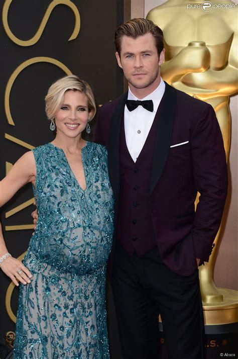 Chris Hemsworth e Elsa Pataky revelam nomes dos filhos ...