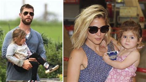 Chris Hemsworth & Elsa Pataky's Daughter India Hemsworth ...