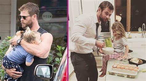 Chris Hemsworth's Daughter India Rose : 2017 - YouTube