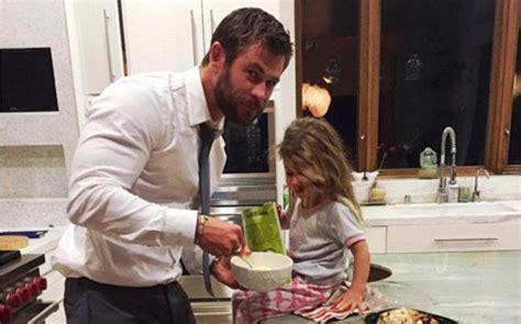 Chris Hemsworth's daughter India Rose wants a pen*s ...