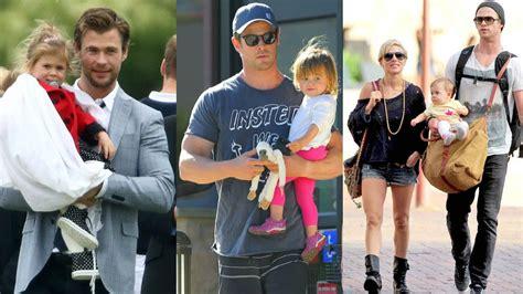 Chris Hemsworth s Kids | Chris Hemsworth and Elsa Pataky ...