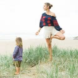 Chris Hemsworth s wife Elsa Pataky shows two year old sons ...