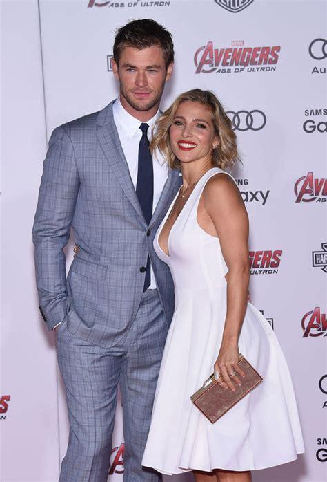 Chris Hemsworth sobre Elsa Pataky:  me enamoré más de ella ...