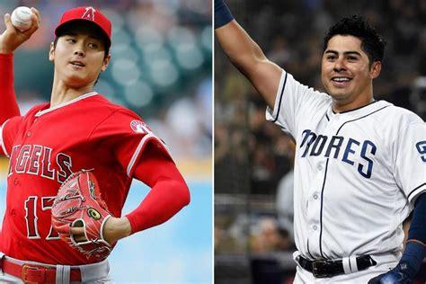 Christian Villanueva y Shohei Ohtani son nombrados Novatos ...