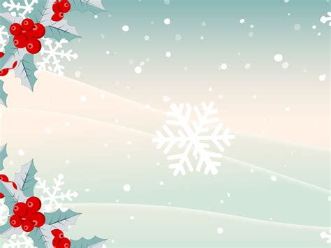 Christmas Powerpoint Templates - Free PPT Backgrounds and ...