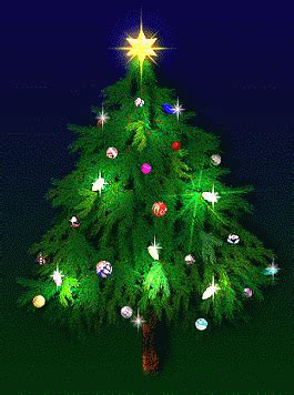 Christmas Tree: Animated Images, Gifs, Pictures ...