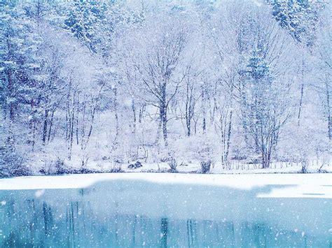Christmas Winter Scenes | christmas winter scene wallpaper ...